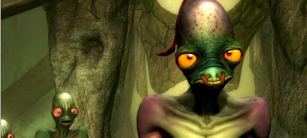 Oddworld reviewed photo