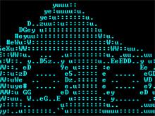 ASCII RPG photo