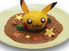 Pikachu food photo