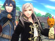 Robin in Smash photo
