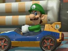 Luigi's death stare photo