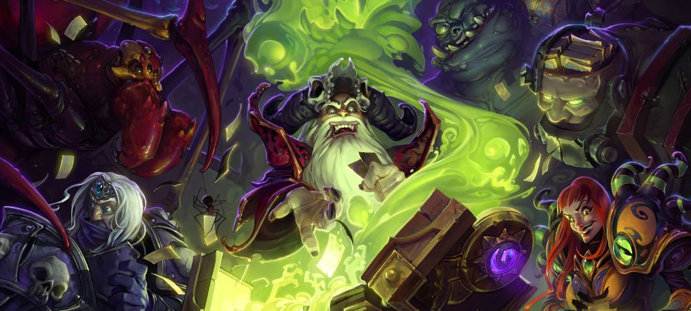 Hearthstone DLC review photo