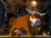 Bat-Cow is an udder delight in LEGO Batman 3: Beyond Gotham photo