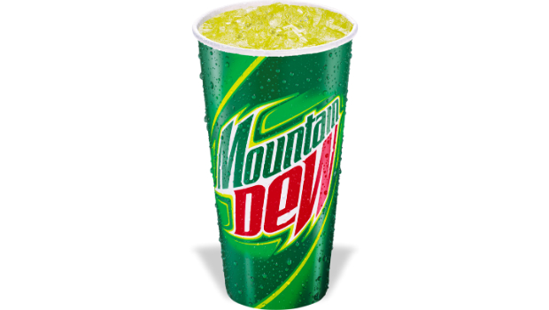 Friday Night Fights: Mountain Dew is delicious and refreshing photo
