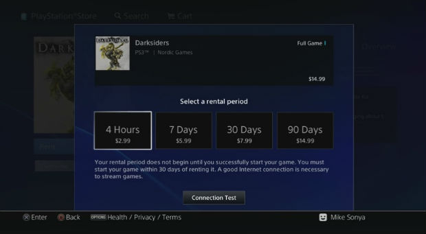 PlayStation Now might offer a subscription plan in the future