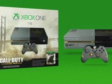 Call of Duty console photo