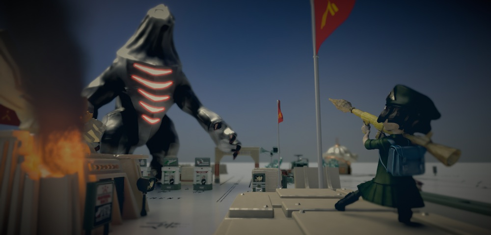 The Tomorrow Children photo