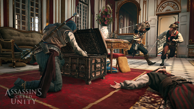 Here S A Full Look At One Of Assassin S Creed Unity S Open Ended Missions