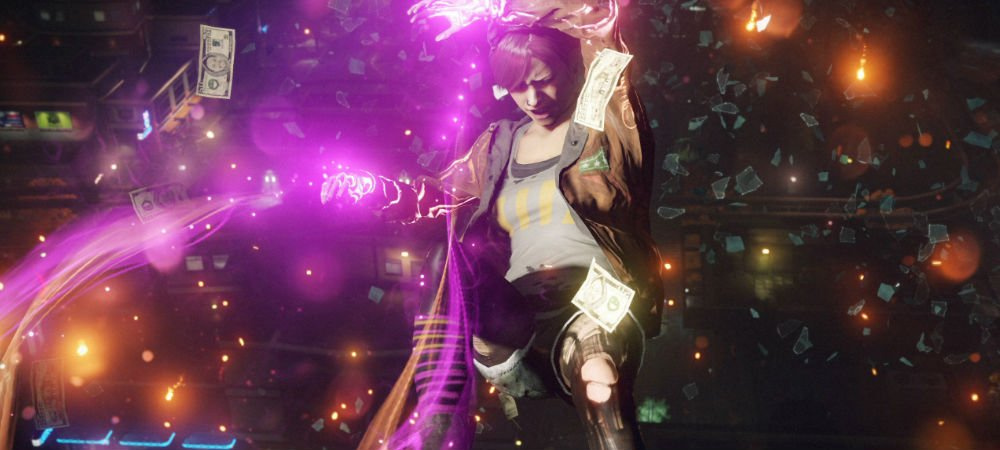 inFamous DLC review photo