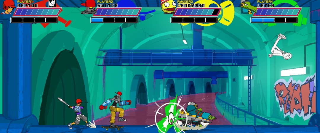 Lethal League review photo