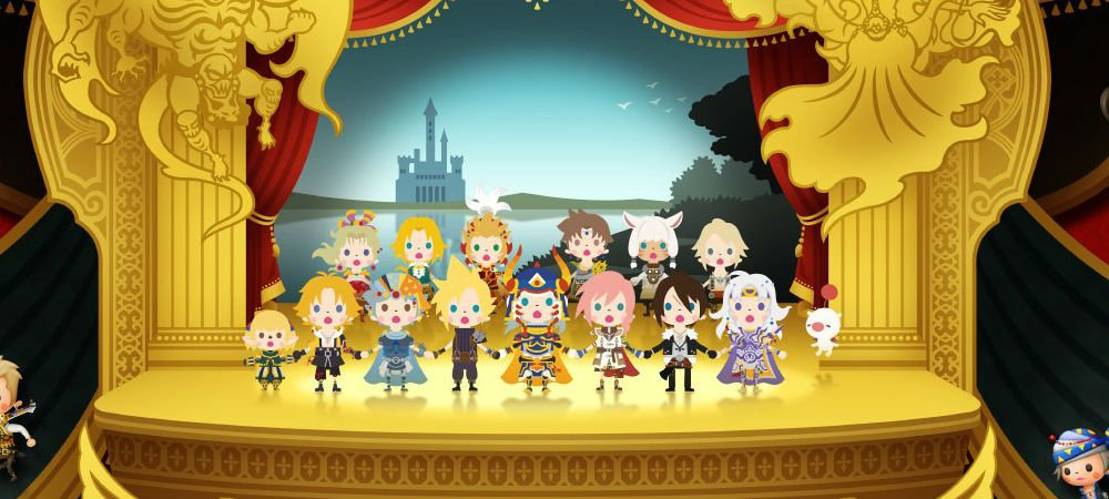 Theatrhythm 2 review photo