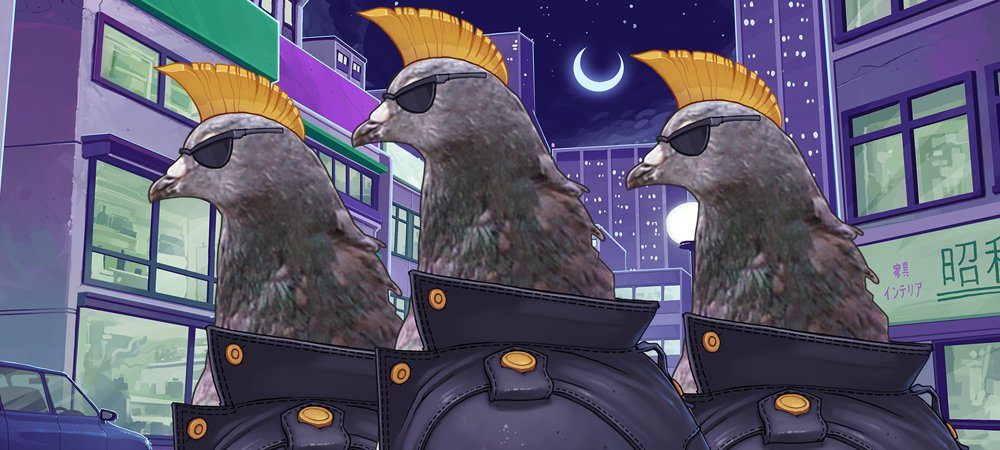 Hatoful Boyfriend photo