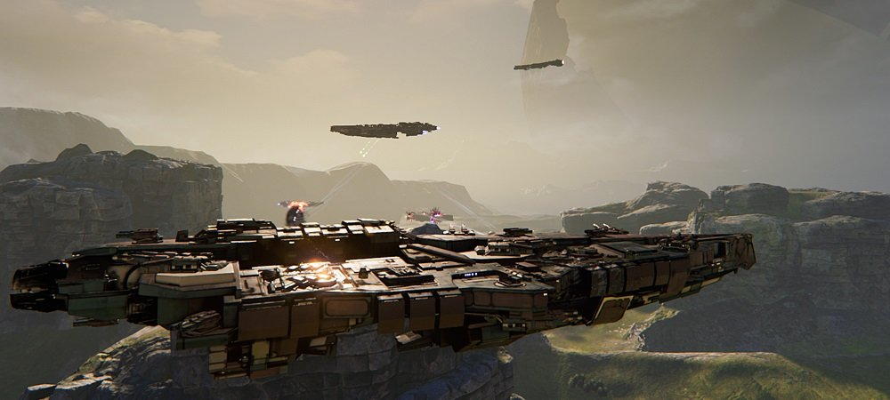 Dreadnought preview photo
