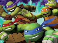 TMNT: Danger of the Ooze photo