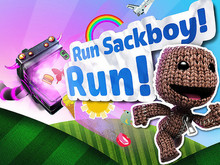 Run SackBoy! photo