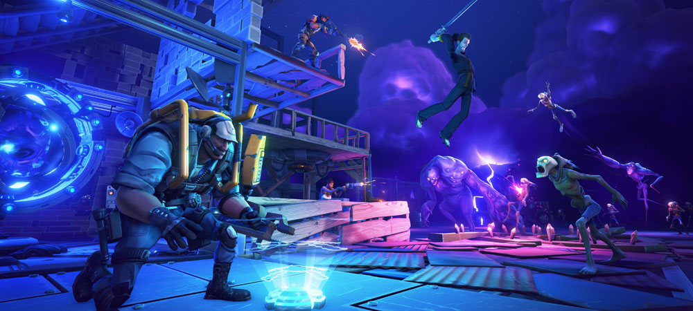 Fortnite preview photo