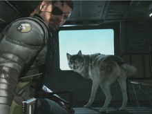 Adopt a wolf cub in Metal Gear Solid V and he'll grow up to be badass photo
