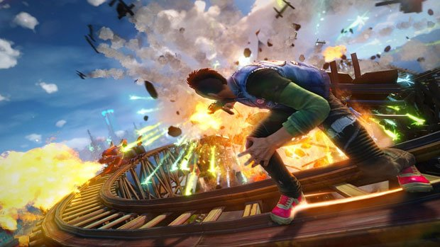 Sunset Overdrive shows how live-action trailers should be done