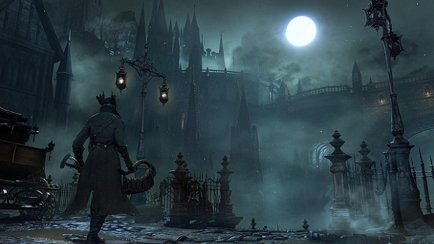 Bloodborne alphaBloodborne alpha invites for North America are going out later today photo
