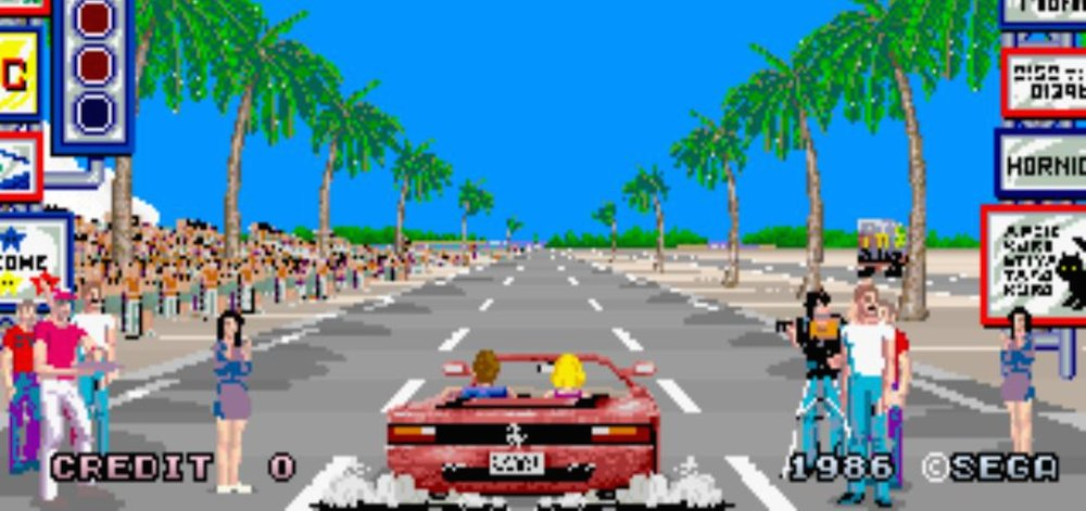 Dream racing game photo