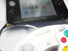GameCube on 3DS photo
