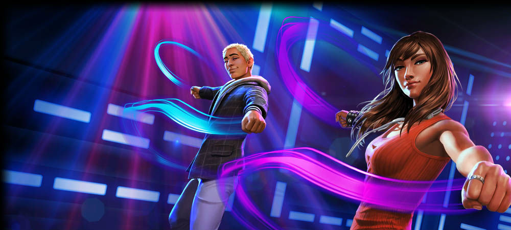 Dance Central review photo