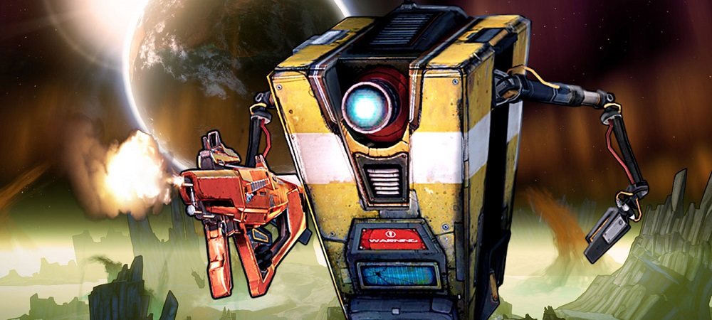 Dibs on Claptrap photo