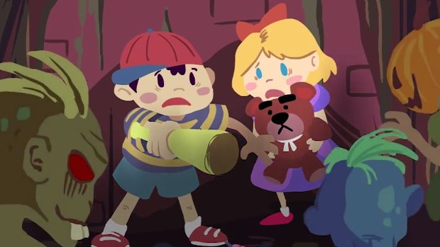 EarthBound fan video photo