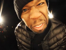 We learned Fiddy doesn't need to move his mouth to swear in 50 Cent: Blood on the Sand  photo