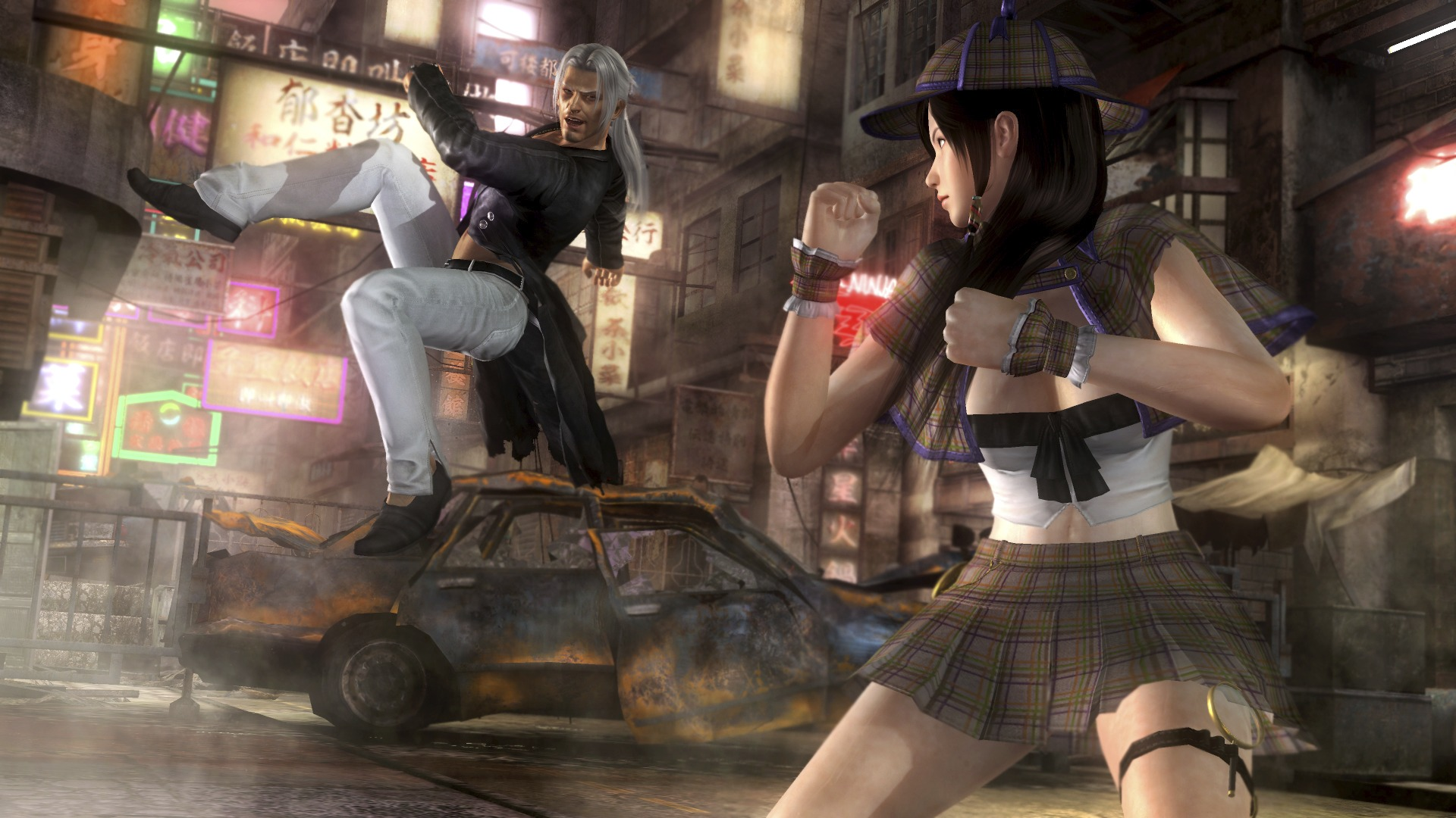 Dead or Alive 5 Last Round launches February 17