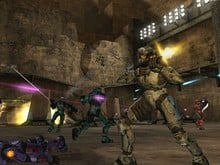 Halo multiplayer photo