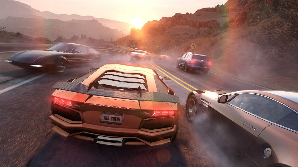 The Crew beta photo