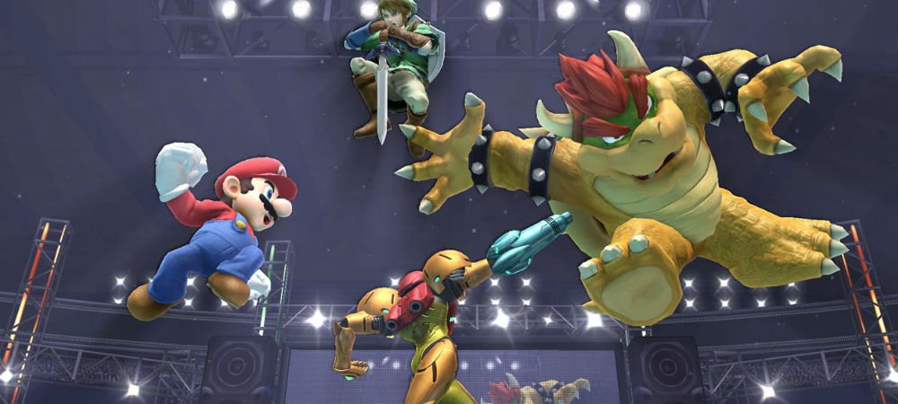 Smash Bros. Wii U photo