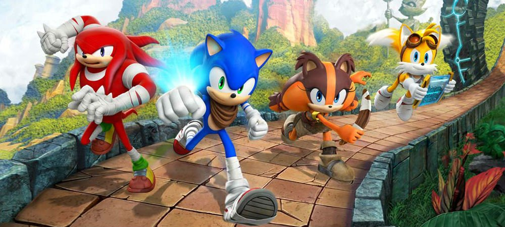 Sonic Boom 3DS review photo
