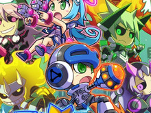 Mighty Gunvolt DLC photo