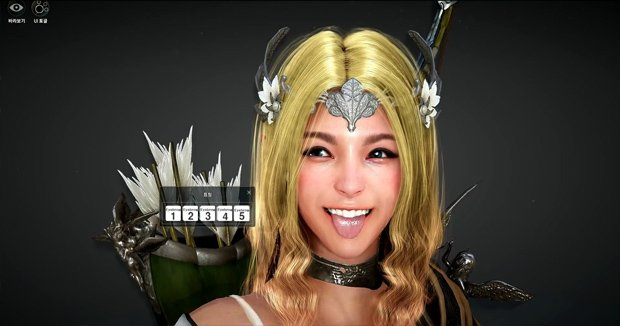 That Korean MMORPG with the spectacular character creator has the