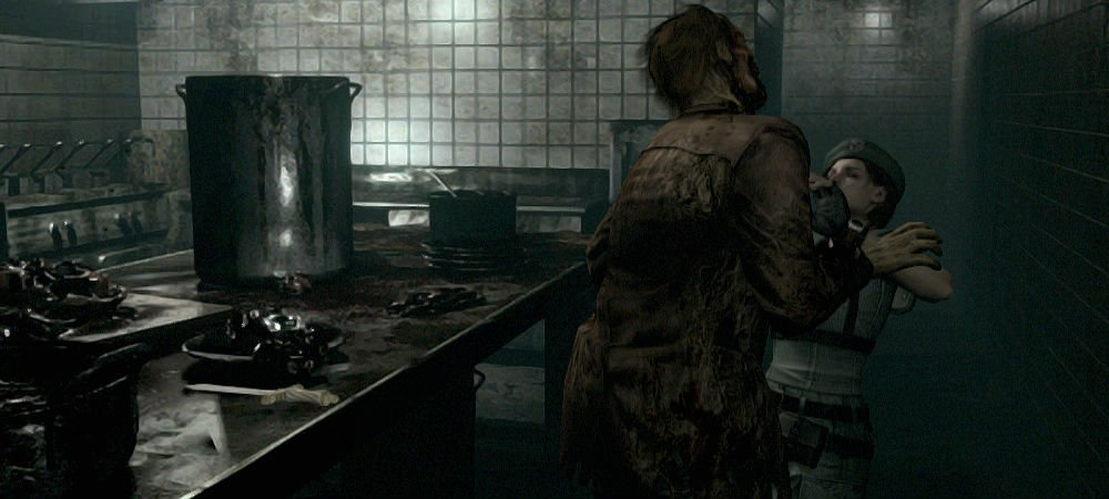 Resident Evil dated photo