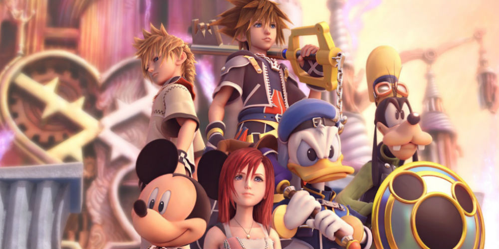 Kingdom Hearts review photo