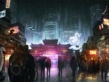 Shadowrun photo