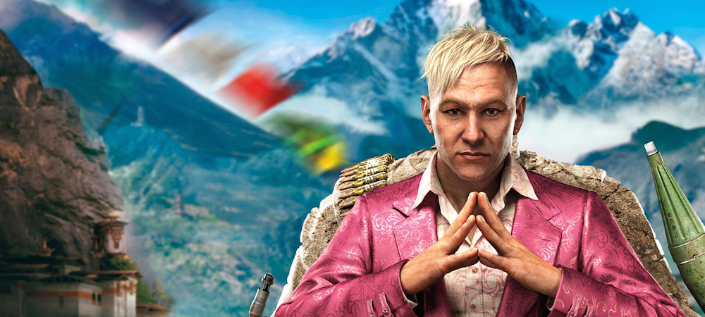 Far Cry 4 issue photo
