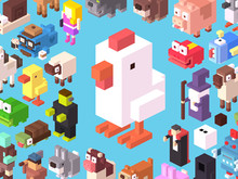 Crossy Road Android photo