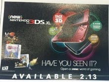 New Nintendo 3DS photo