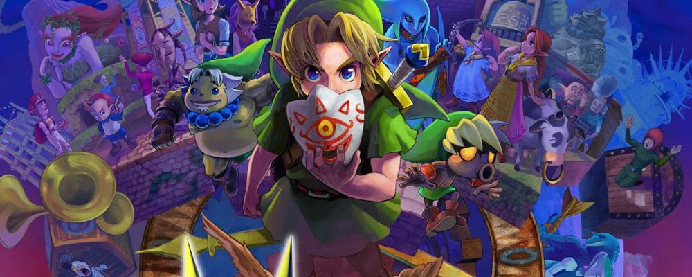 Weekend Deals: GTA V, Majora's Mask, Resident Evil, Oh My