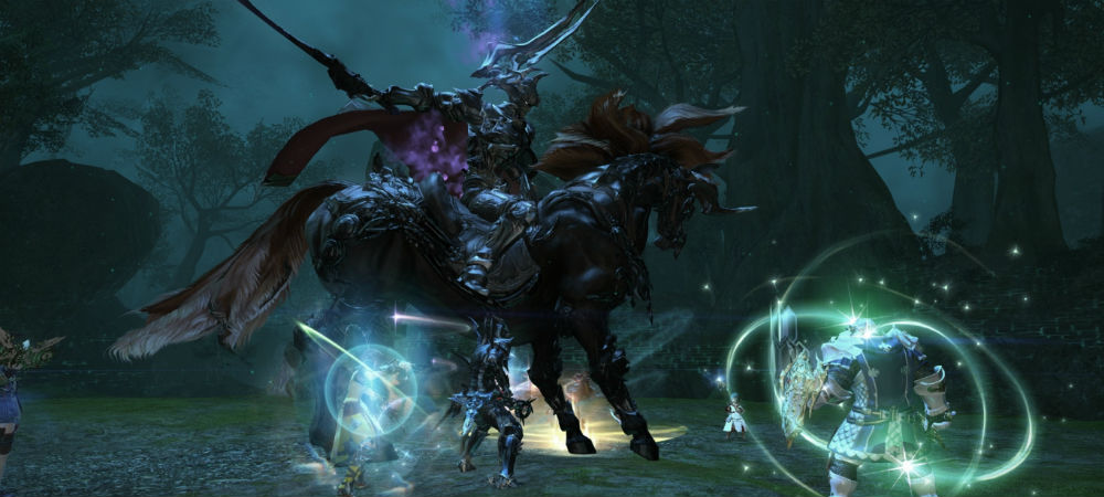 FFXIV review photo
