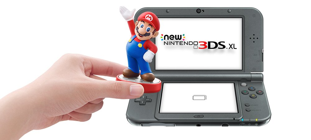 New 3DS XL review photo