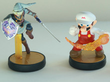 Custom amiibo photo