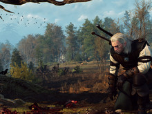 My first four hours with The Witcher 3: Wild Hunt photo