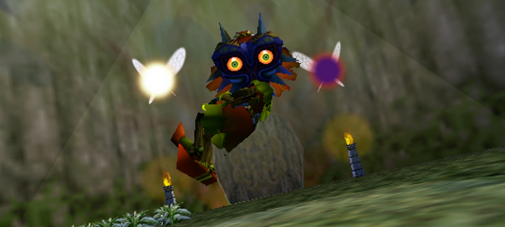 Majora's Mask highlights photo