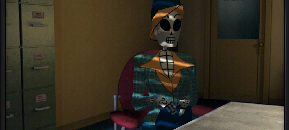 Grim Fandango reviewed photo