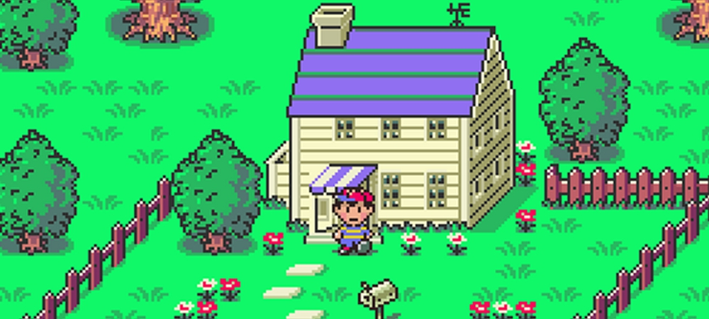 EarthBound highlights photo